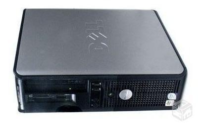 Cpu Computador Dell Optiplex 330 Core 2 Duo 2 Gb Mem 80hd