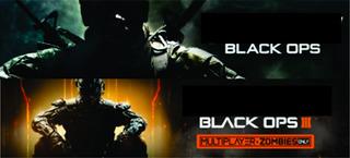 Black Ops Bo3 & Bo1 Xbox 360 * Permanente *