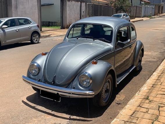 Fusca 1986 Última Série 18.000 Km Placa Preta