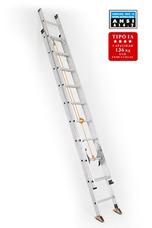 Escaleras Extencion En Aluminio Industrial
