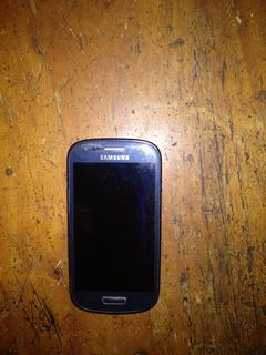Vendo Samsung S3 Mini. Muy Buen Estado. A Cambiar Pin