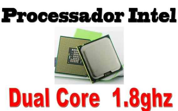 Processador Intel Pentium Dual Core E2160 1.80g 1mb 800mhz