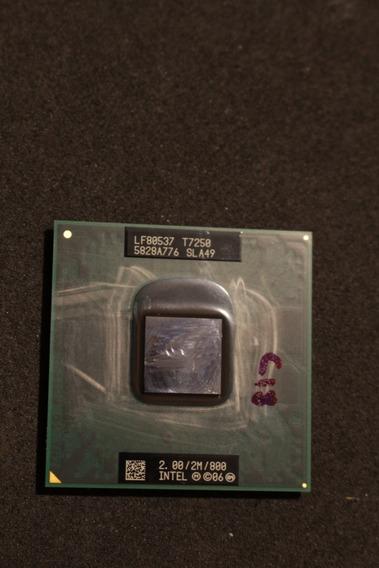 Processador Intel® Core2 Duo T7250 Lf80537