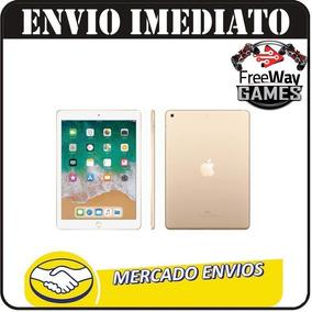 Apple iPad (5th Geração) Wifi 32gb Gold Mpgt2ll/a + Nfe