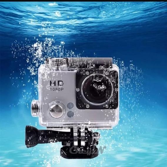 Câmera Go Pro Ful Hd 1080.