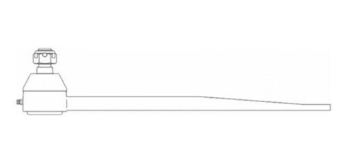 Cabeza Cuchilla Cosechadora Case 1020 Perno 19,5 Largo 450