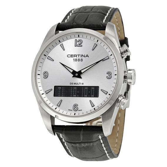 Relógio Certina - C020.419.16.037.00 - Ds Multi-8
