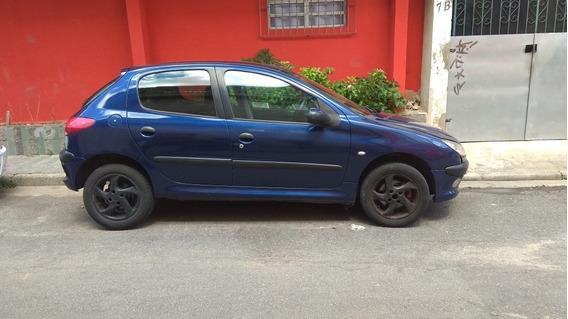 Peugeot 206+ Pasion 1.6 Com Abs
