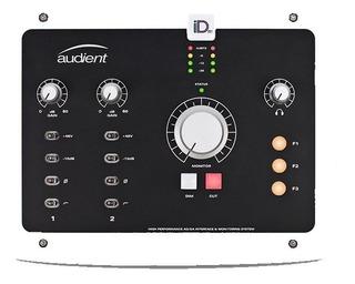 Placa De Audio Usb Audient Id22 Interfaz De Sonido