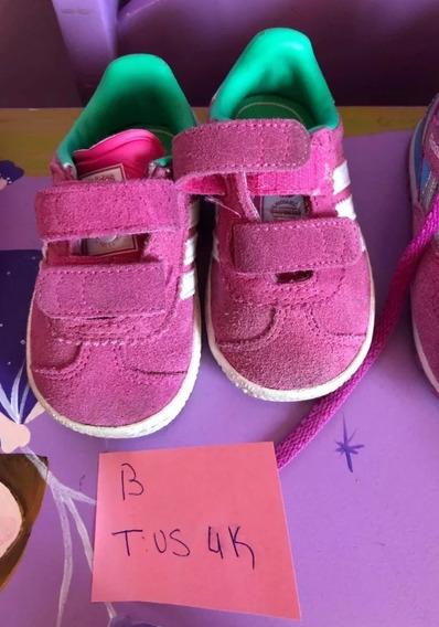 Zapatillas adidas Niña Talle 22