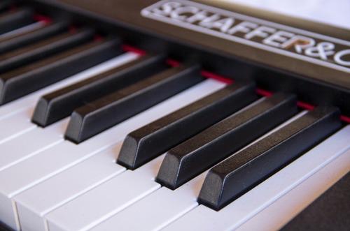 Piano Electrico Schaffer&co