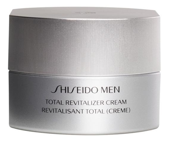 Hidratante Facial Shiseido - Men Total Revitalizer Cream 50ml