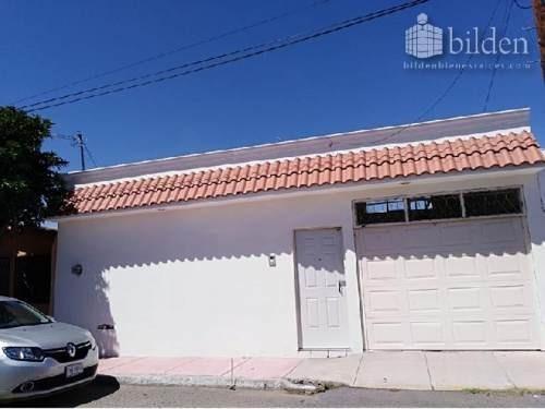 Casa Sola En Venta Fracc Jardines De Durango