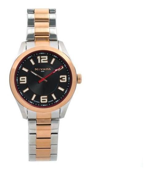 Reloj Nivada Np16177 Plateado