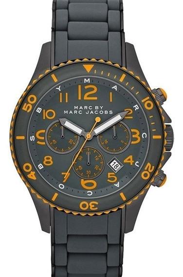 Relógio Marc Jacobs Feminino Cronógrafo Preto Ebm2584