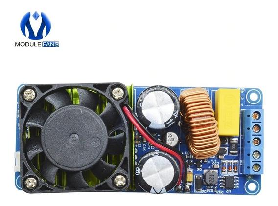 Placa Amplificador Digital Mono 500 W Rms 4 Ohms