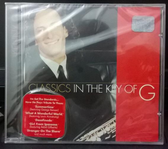 Cd Kenny G - Classics - Cd Lacrado