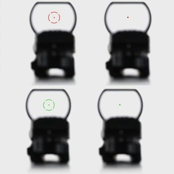 Visor Optico Reddot 20mm
