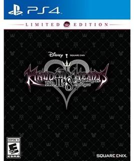 Kingdom Hearts Hd 2.8 Final Chapter Prologue Edición Limi