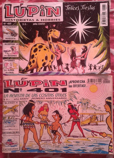 Revista Lúpin (2 Unidades)