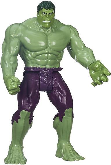 Hulk Avenger Titan Hero Series Hasbro