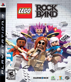 Rockband Lego Ps3