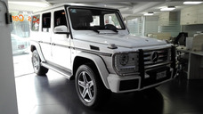 Mercedes Benz Clase G 5.5l 500 4x4 At
