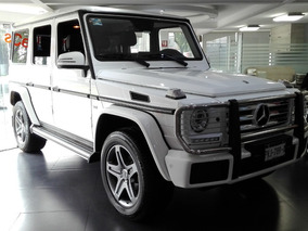 Mercedes Benz Clase G 5.5l 500 4x4 At