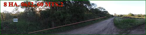 Imagen 1 de 9 de Excelente Inversión, Villa Del Dique, 80.652 Metros
