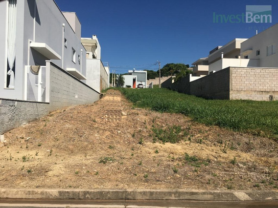 Terreno Residencial À Venda, Condomínio Residencial Portal Do Jequitiba , Valinhos. - Te0073
