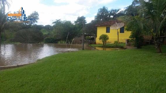 Chácara À Venda, Zona Rural, Campo Limpo De Goias. - Ch0009