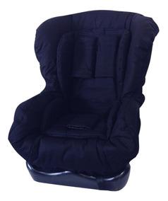Capa Para Cadeirinha De Carro Multimarcas Azul Marinho