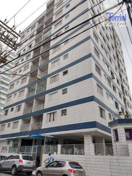 Apartamento Em Praia Grande, 01 Dormitório, Mobiliado, Aviaçao, Ap2271 - Ap2271