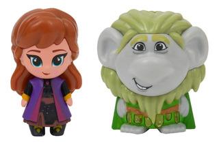 Frozen 2 Whisper & Glow Pack De 2 Figuras Con Luces