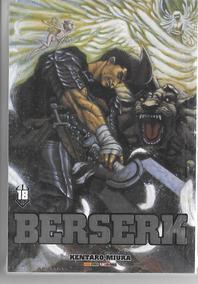 Mangá Berserk 18 Edição De Luxo Lacrado - Editora Panini