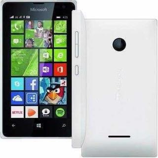Celular Microsoft Lumia 435 Branco Original Lacrado Com Nf