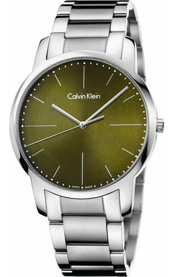 Reloj De Cuarzo Para Hombre Calvin Klein K2g2g14l