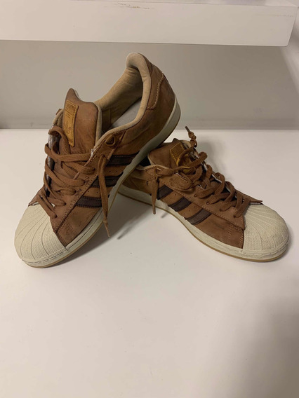 Zapatillas adidas Superstar Hombre Talle 44