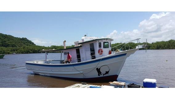 Barco Trainera Com Documentação