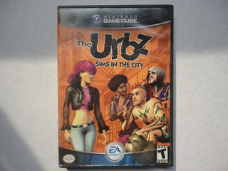 Sims The Urbz Gamecube Y Wii Completo!!