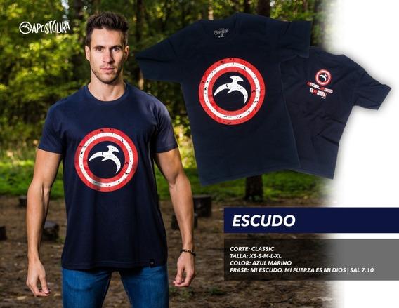 Playera Escudo (cab)