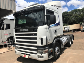 Scania 114 380 Ano 2006 C/ Retarder
