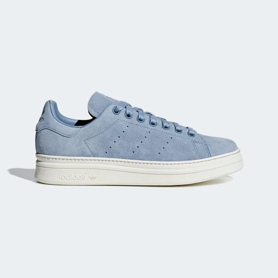 Zapatillas adidas Stan Smith New Bold W - Mujer