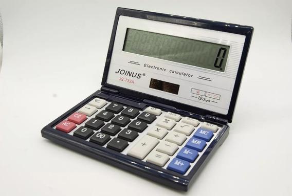 Calculadora Científica Digital De Mesa Luxo - Js 732a