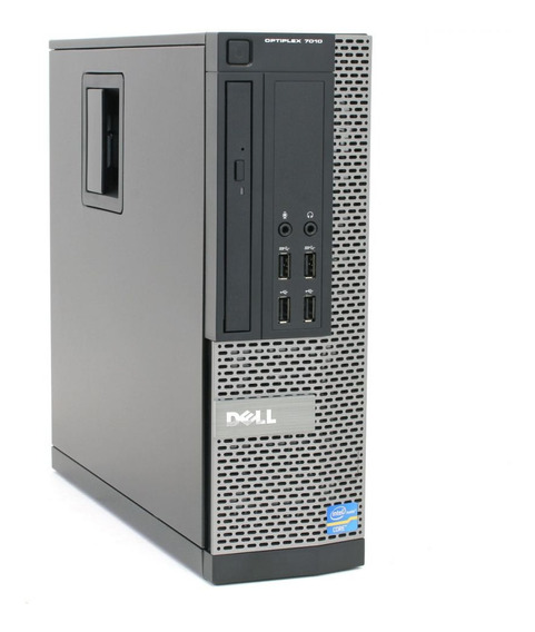 Pc Cpu Dell I7 3.4ghz 16gb 1tb Win10 Wifi Usb 3.0 Vitrine