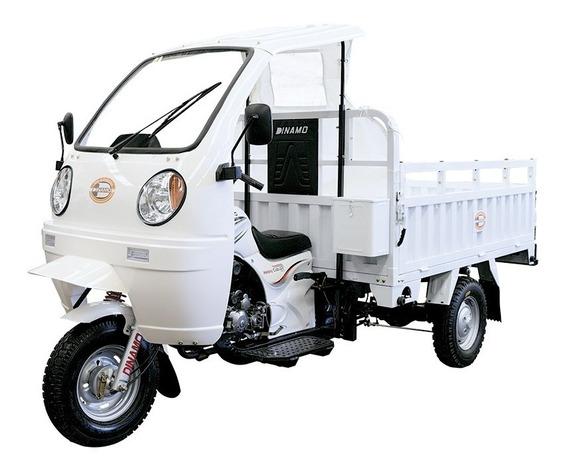Motocarro Dinamo Heavy Cab-r 200 2019