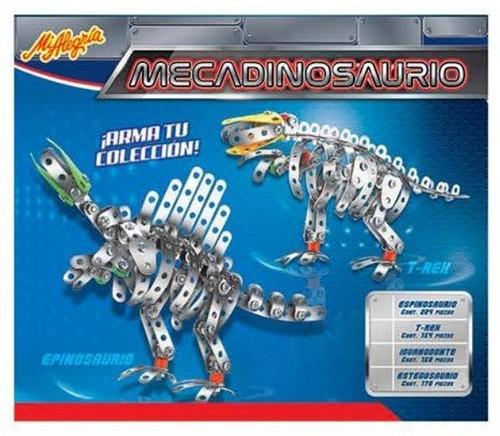 Imagen 1 de 1 de Mecadinosaurio Mi Alegria