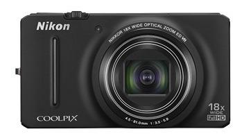 Câmera Nikon Coolpix S9200 16mp Zoom 18x + Sd 8gb