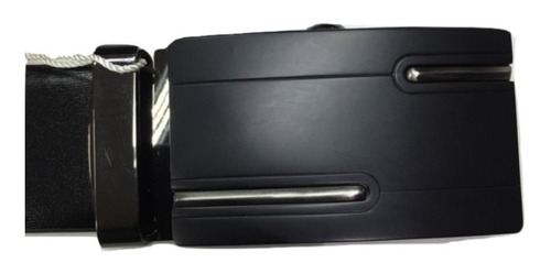 Cinturon Cuero Hebillas Modernas