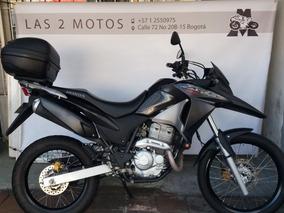 Honda Xre 300 Negra 2016 Full